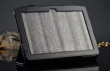 Кожен калъф за таблет Acer Iconia A3-A10 - 10.1 инча + ПИСАЛКА