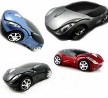 Безжична Тунинг мишка кола - различни цветове
