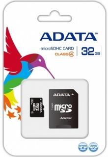 Карта памет ADATA Micro SDHC 32GB