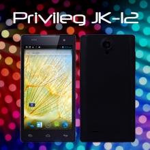 Четириядрен Android смартфон JK-12 - 5 инча, 1GB RAM, 2 СИМ, 3G, БГ Меню