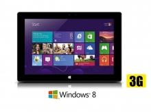 Таблет Point of View Mobii WinTab800W Intel Atom Z3735 - 8 инча IPS, Windows 8.1, 3G