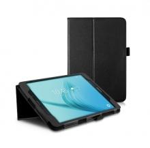 Кожен калъф за Samsung Galaxy Tab A (P550) 9.7 инча ПАПКА + ПИСАЛКА