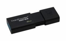 USB Флаш памет Kingston DataTraveler 100 G3 8GB DT100G3 - 8GB