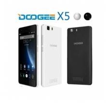 Смартфон DOOGEE X5 Dual SIM 5 инча,Четириядрен, Corning Gorilla Glass