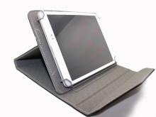 """Кожен калъф за таблети 9.6 - 10.1"""", съвместим с модели Samsung Tab E (T560), Tab А (P550)"""