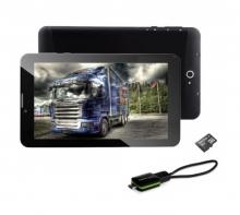 3 в 1 GPS 3G Таблет 7 инча, Android, SIM, Навигация, Цифрова телевизия