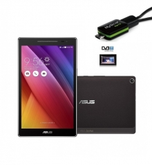 5 в 1 Таблет с навигация Asus ZenPad 8 инча, 4G, Android 5.0, Цифрова ТВ, GPS, 2 програми