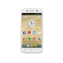 Смартфон Prestigio MultiPhone PSP5507 DUO 5 инча, Gorilla Glass, Четириядрен