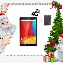 4G Таблет Prestigio MultiPad Wize 8 инча, SIM, Android 5, 16GB + калъф