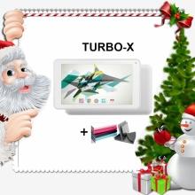 Промоция! Таблет  бял QuadColor White 7 инча, 16GB + Калъф подарък