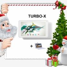 Промоция! Таблет бял QuadColor White 7 инча, 16GB + Калъф с клавиатура подарък